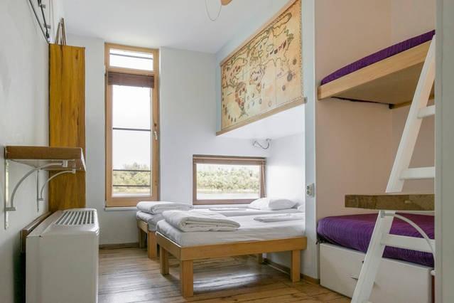 Belgrade hostel