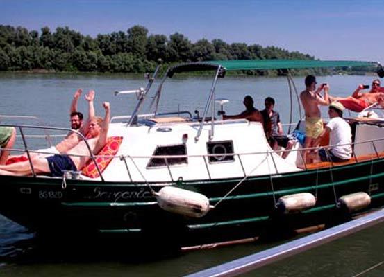 Belgade boat tour
